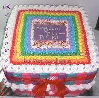 Contoh Desain Kue Ultah Dari Coklat   Vector Site