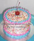 rainbow cake di bogor