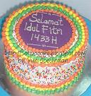 rainbow cake rafika