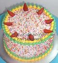 rainbow cake mbak ina