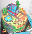 cake thomas the engine