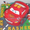 mc queent cake for rasheed