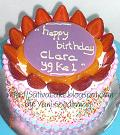 rainbow cake for mak anita