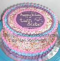 rainbow cake for pak igor