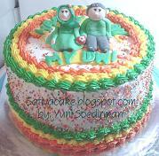 rainbow cake mbak fresty