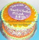 rainbow cake fruity full