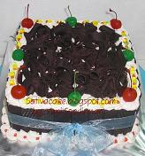 black forest for bu dewi