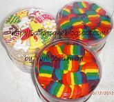 ranbow cookies