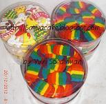 fancy cookies dan rainbow cookies