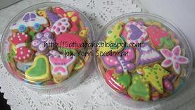 fancy cookies / cookies hias