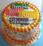 rainbow cake for mbak lita