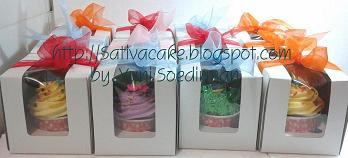 cup cake packing satuan