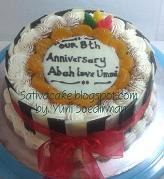 tiramisu cake for mbak fenty