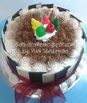 tiramisu cake for bu dewi