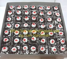 cake potong pesanan mbak Fanie