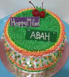 red velved cake for mbak fenty