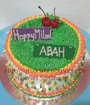 red velved cake for mbak fenty