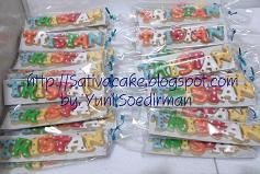 cookies nama for Tristan