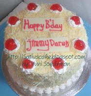 cake keju for mbak lita