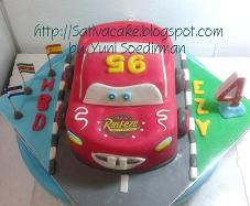 mc queent cake 3D for Ezy