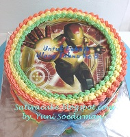 rainbow cake dg edible for lubaib