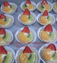 fruit pie mini for mbak avi