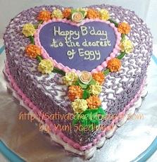 kue ulang tahun pesanan mas eggy