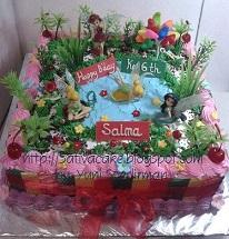 black forest cake buat salma