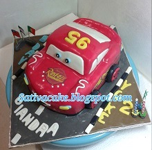 mc queent cake 3D or Giandra