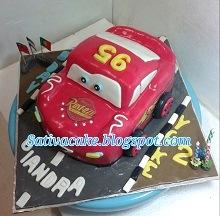 mc queent cake 3D or Giandra