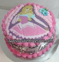 princess cake buat luna