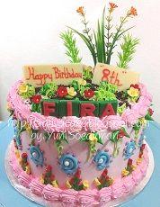 kue ulang tahun anak buat fira
