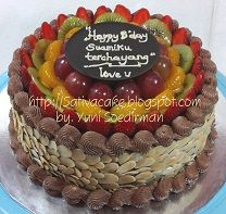 mocca nougat cake fruity full