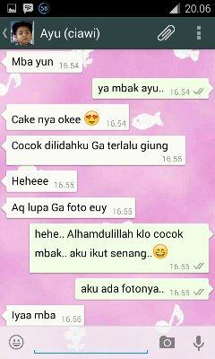 Cake Ultah Karakter Hellokitty Di Bogor Dapursativa