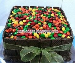 cokelat cake caca