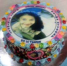 kue ulang tahun buat najwa