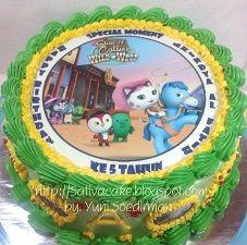 kue ulang tahun edible foto pesanan mbak nining