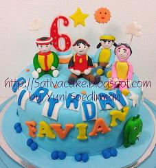 boboiboy cake (mba tuti)130902 blog