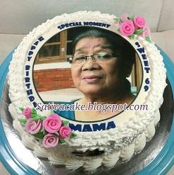 cake ultah pesanan mbak nita