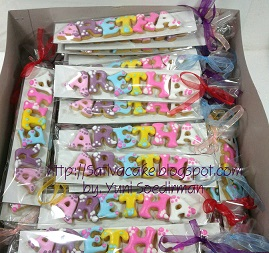 Cookies nama buat Aretha