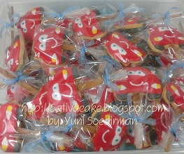 cookies stick cars buat putra