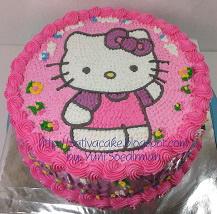 Hellokitty Cake Dapursativa