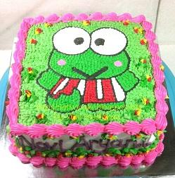 keropy cake pesanan mas ogi