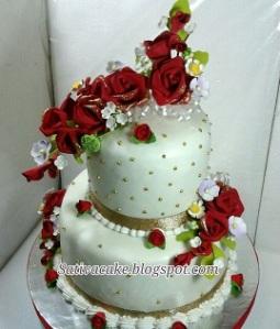 kue pengantin pesanan mbak dewi