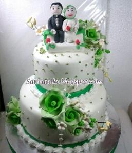kue pengantin pesanan mbak dian