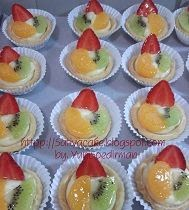 mini fruit pie