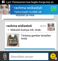 review dari coustomer